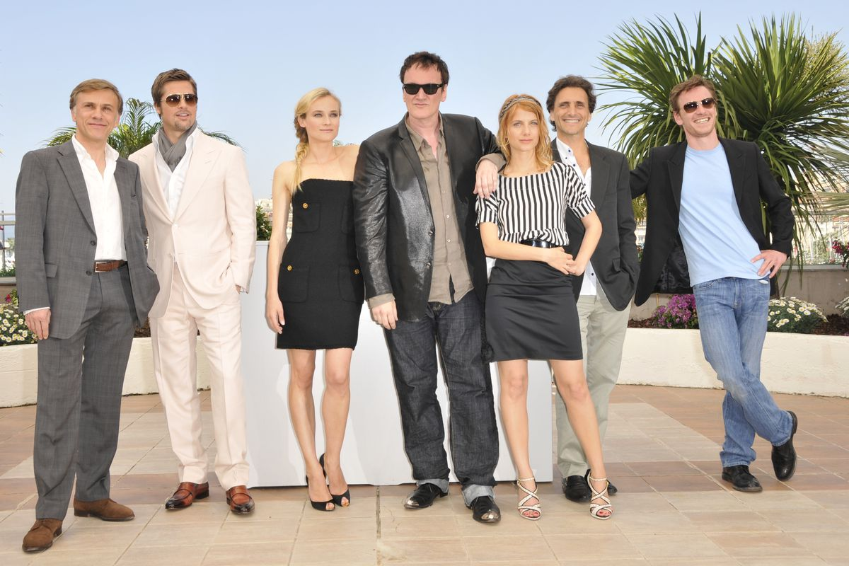 """France - """"Inglorious Basterds"""" Photo Call - 62nd Cannes Film Festival"""