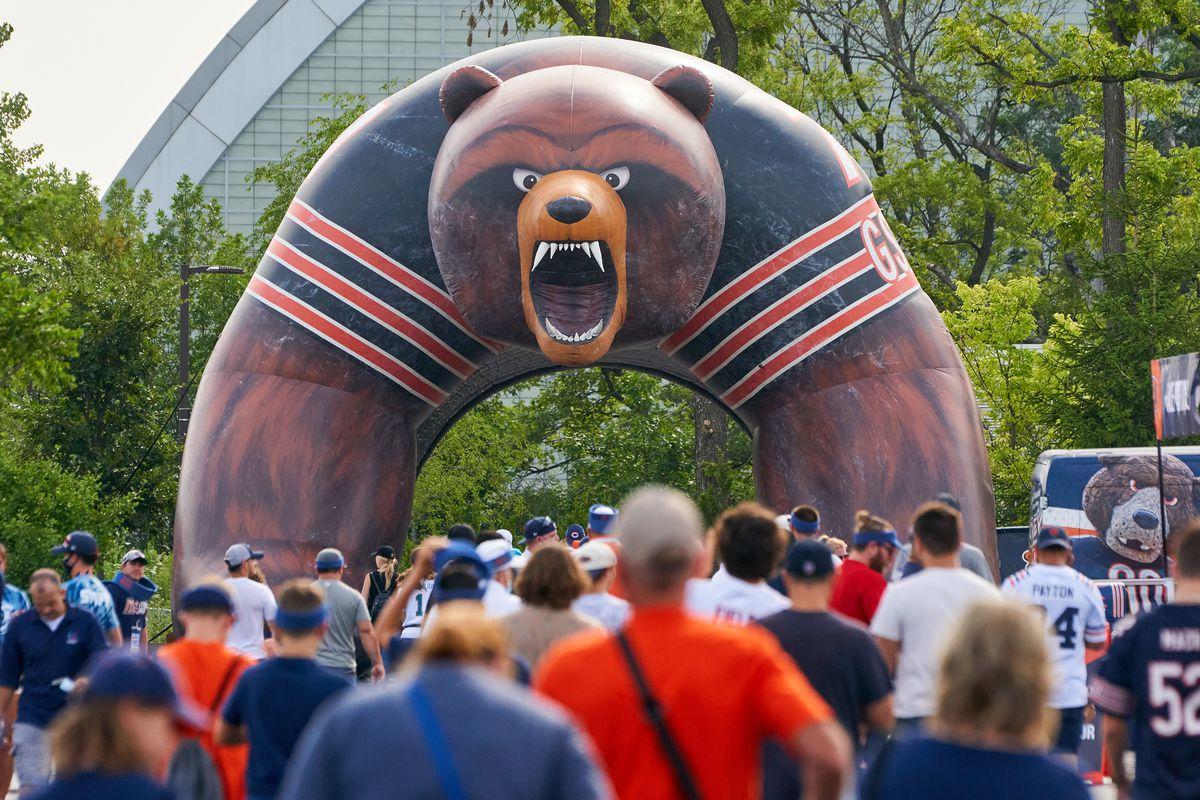 NFL: AUG 12 Chicago Bears Training Camp