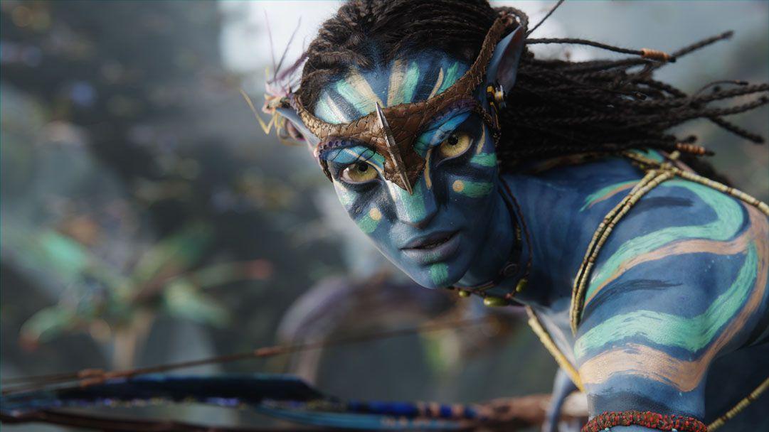 Avatar main character