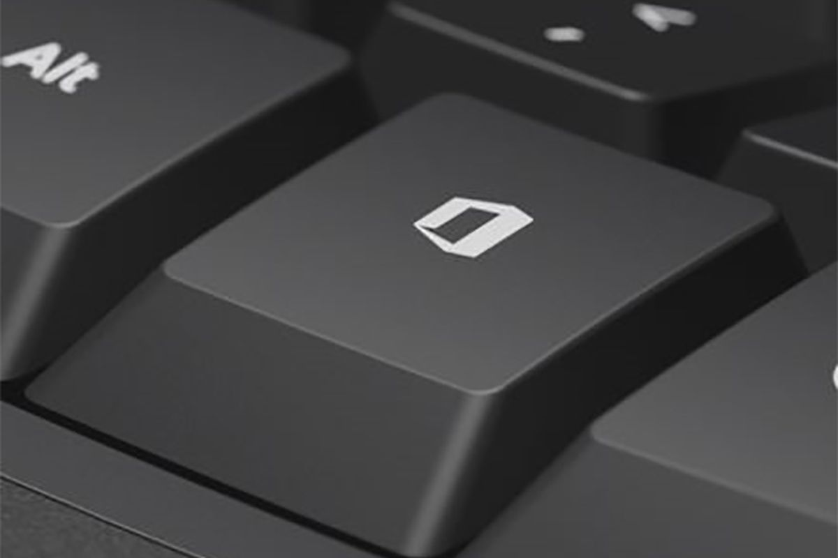Microsoft considering a dedicated Office key for keyboards - The Verge