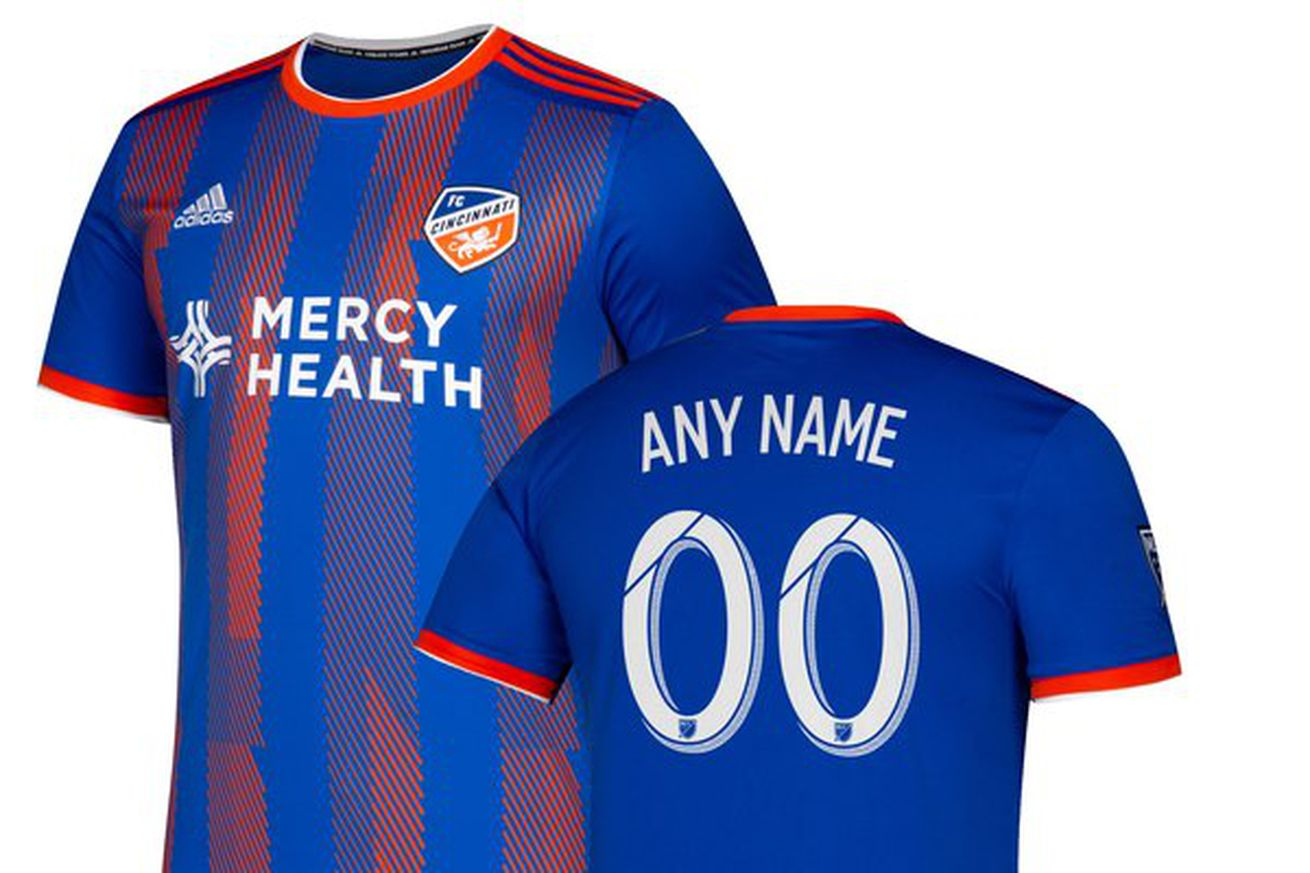 d2aaf6a10c5 Tracking all the new MLS kits debuting in 2019 - SB Nation Radio