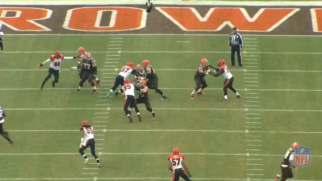 Week 15 Offense (13) - Not Letting it Rip