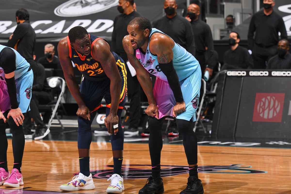 Golden State Warriors vs. Miami Heat