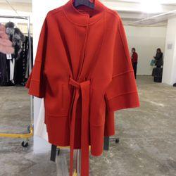 Wool coat, $1.470