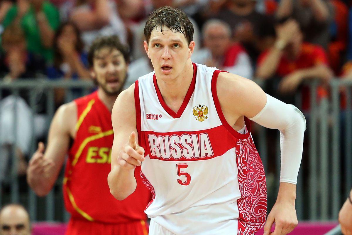 Olympics Day 8 - Basketball