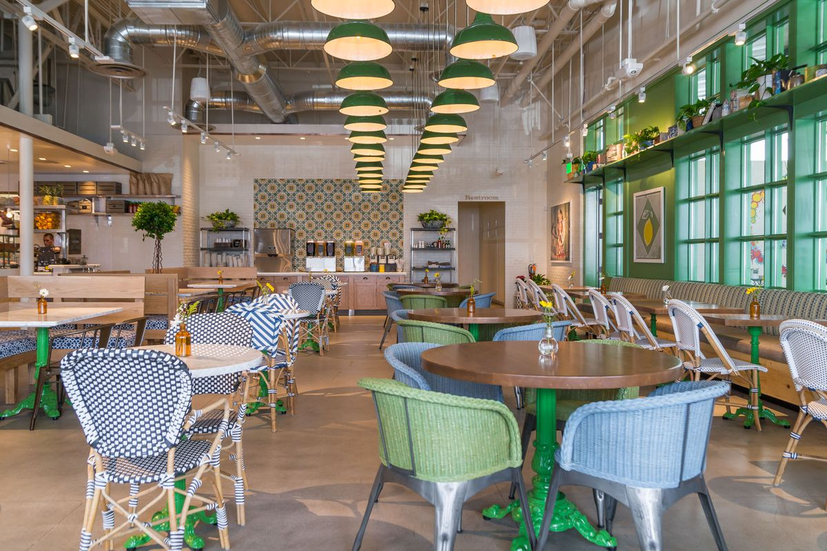 A Healthy Restaurant Debuts Near Summerlin Eater Vegas