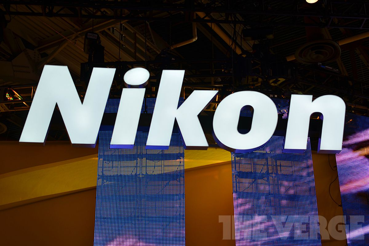 Nikon Logo CES Stock 1020