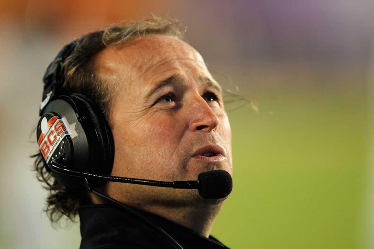 Dana Holgorsen makes his return to the Big XII riding a high octane offense and a mullet synonymous with winning.