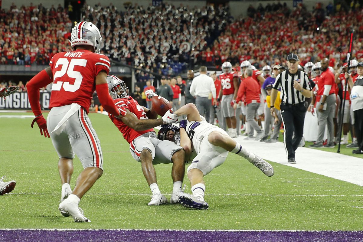 The 7 defining games of the Urban Meyer era at Ohio State. There's been some memorable moments over his 92 game run. Let's look at the defining contests in Meyer's time as Buckeye head coach.