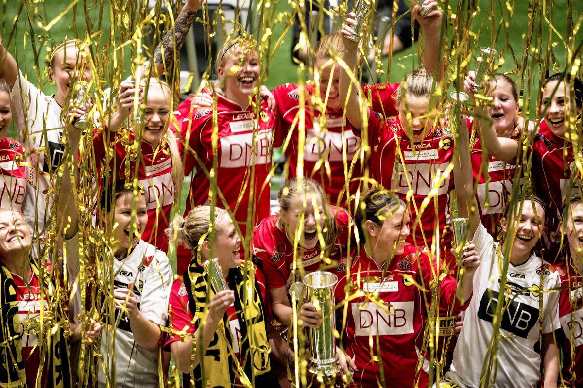 LSK Kvinner v Trondheims-Orn - Norwegian Cup Final