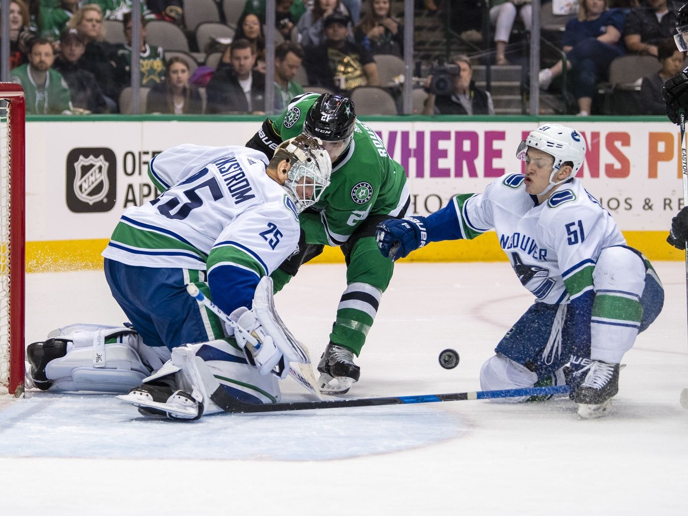 Game Day Preview Game 72 Canucks Dallas Nucks Misconduct