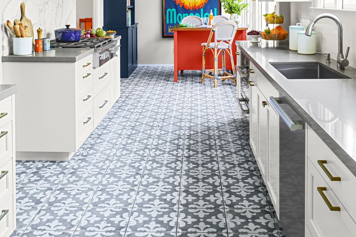 Kitchen Flooring Materials and Ideas - This Old House