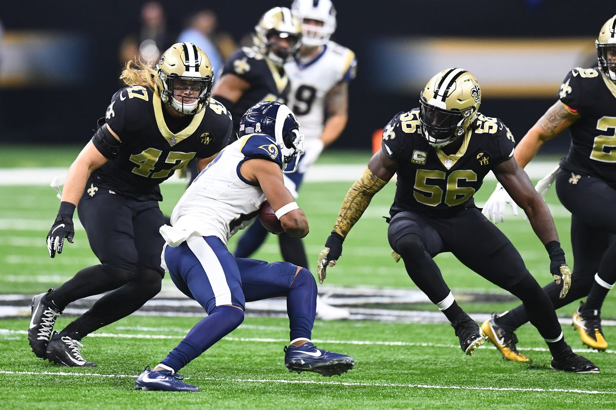 86e10779 2019 New Orleans Saints training camp preview: Linebacker - Canal ...