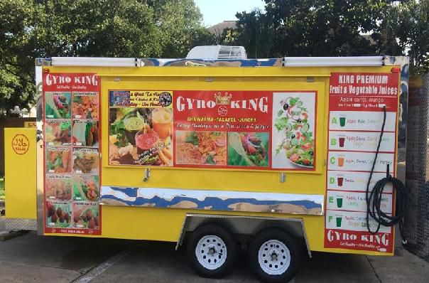 Nine Food Trucks You Should Chase After This Fall