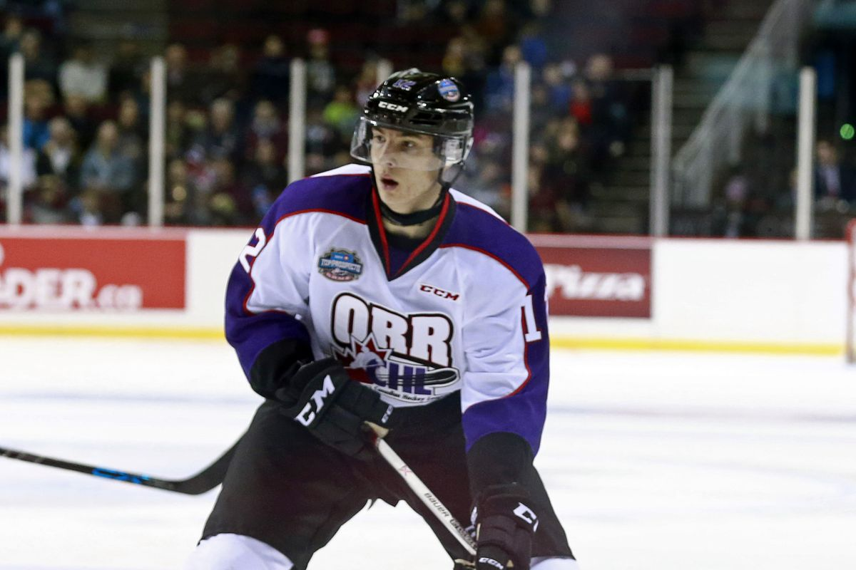 CHL/NHL Top Prospects Game