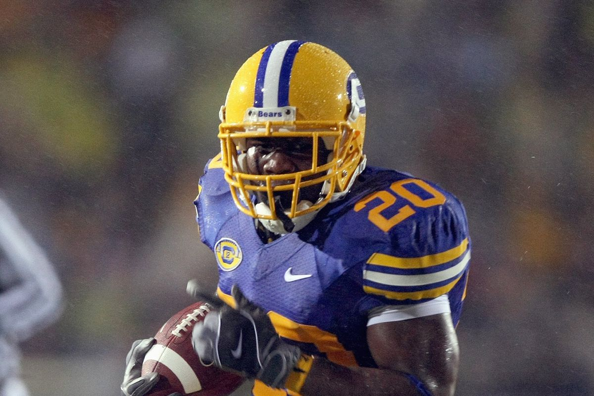 newest collection b65fc 921b5 Cal–Under Armour reveal Joe Roth throwback unis for the Cal ...
