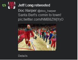 Jeff Long santa rt