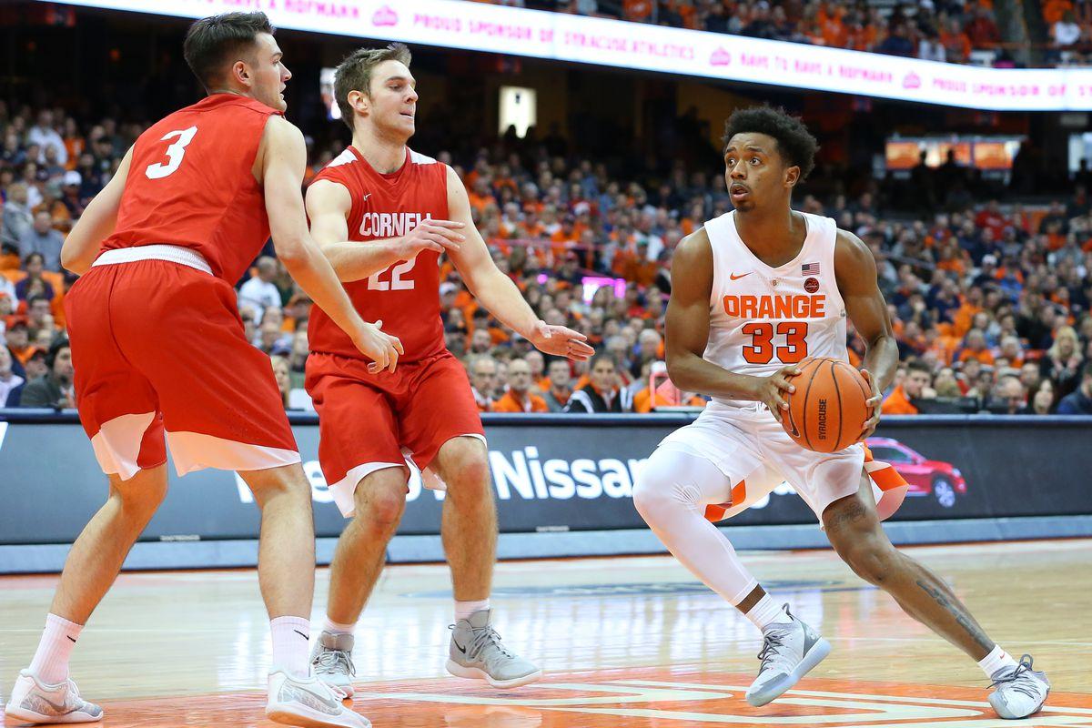 Syracuse Basketball Vs Cornell Tv Streaming Time Odds