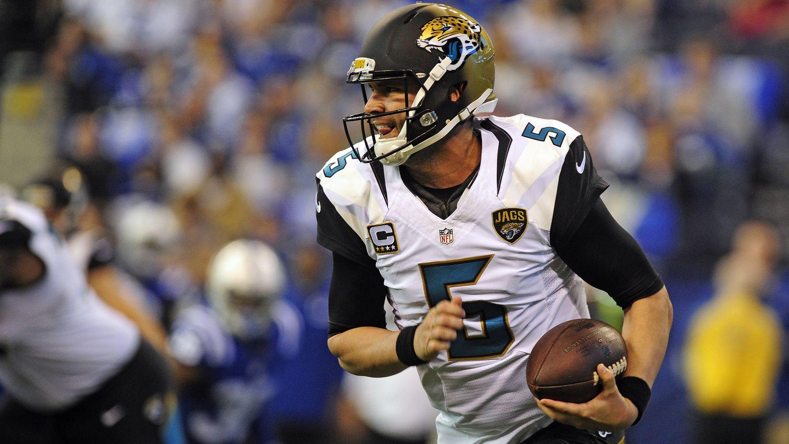 Tom Coughlin Blake Bortles Is Our Quarterback Big Cat