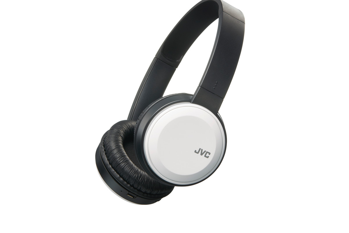 Jvc Announces A New Batch Of Cheap Bluetooth Headphones The Verge