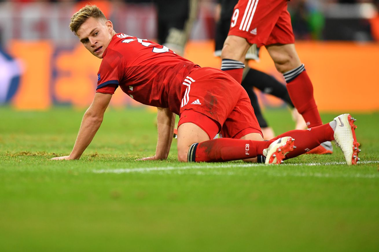Daily Schmankerl: Barcelona eyes Joshua Kimmich and David Alaba; the aftermath of Bayern Munich-Ajax; and MORE!