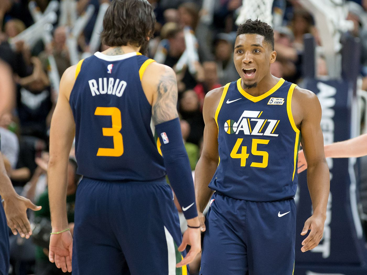 official photos 20adb 3f05f The improbable hype train of the Utah Jazz - SLC Dunk