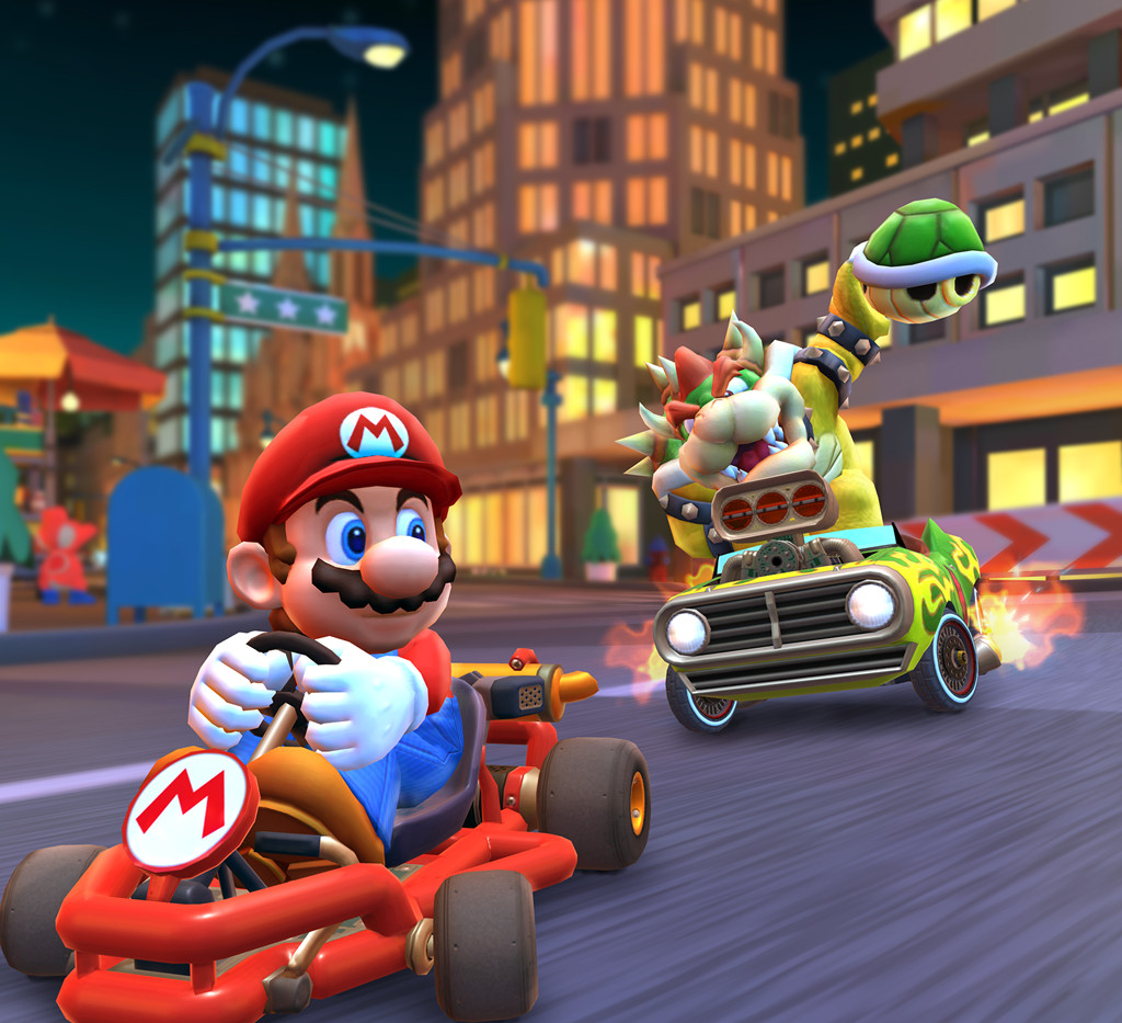 Mario Kart Tour Is Getting Multiplayer On March 8th The Verge