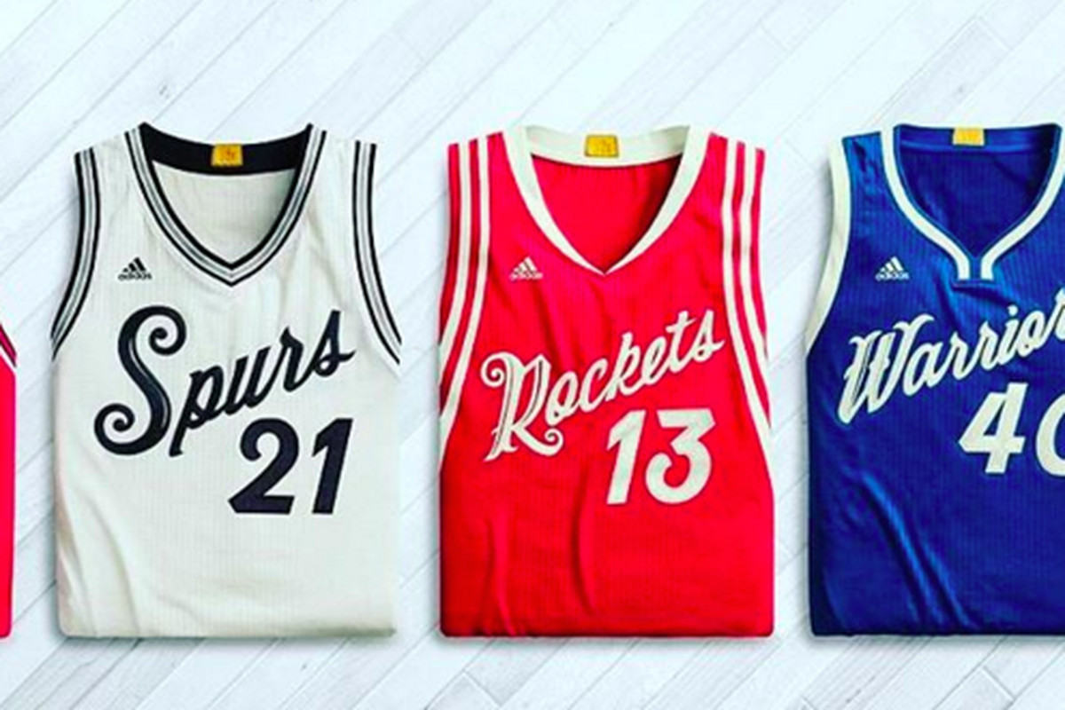 Christmas Jerseys.The Rockets Christmas Jerseys Are Here And They Re Awesome
