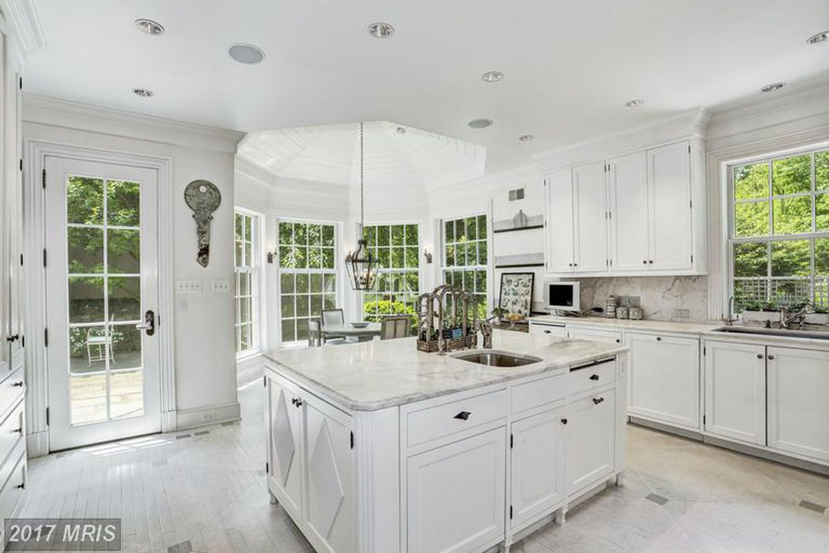 6 stunning kitchens for sale in D.C. - Curbed DC