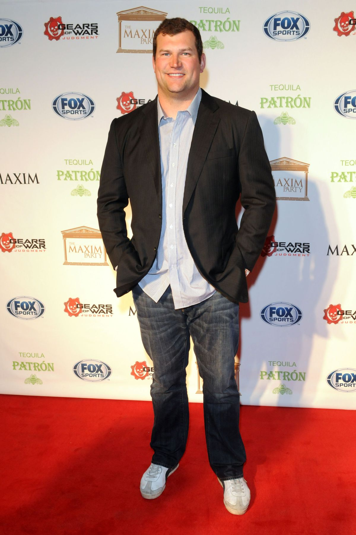 Patron Tequila Presents The Maxim Party With 'Gears of War: Judgment' For XBOX 360, FOX Sports & Starter