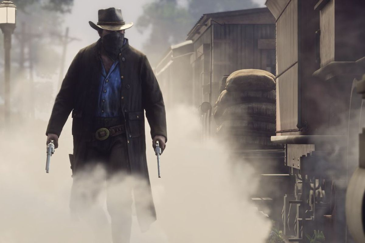 Red Dead Redemption 2's online mode is coming in November - The Verge