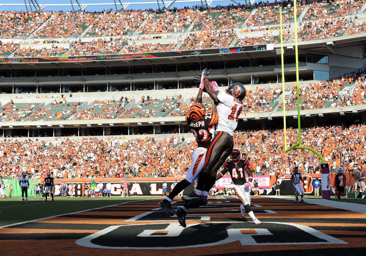 NFL: OCT 10 Buccaneers at Bengals