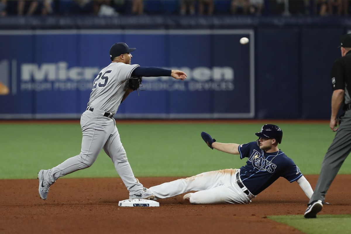 The Yankees and Rays are poised to fight for the AL East