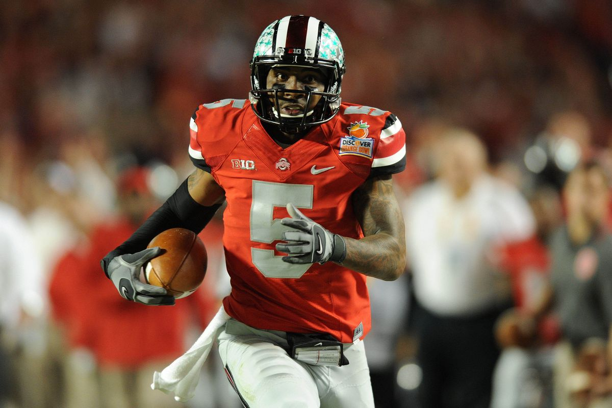 Braxton Miller, who better not be coming to the ACC anytime soon.