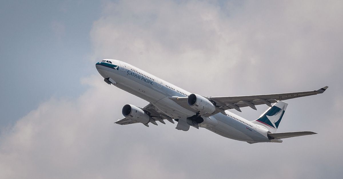 Cathay Pacific fare error: first-class NYC to Vietnam flights sold