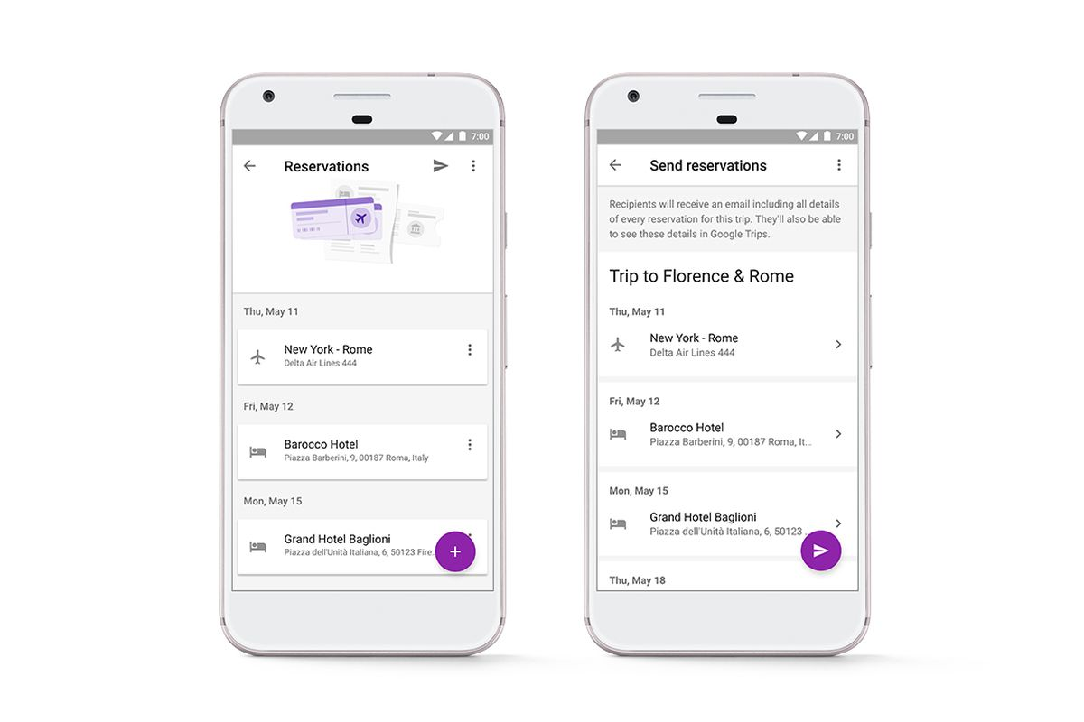 google s trips app is becoming an even better travel companion the