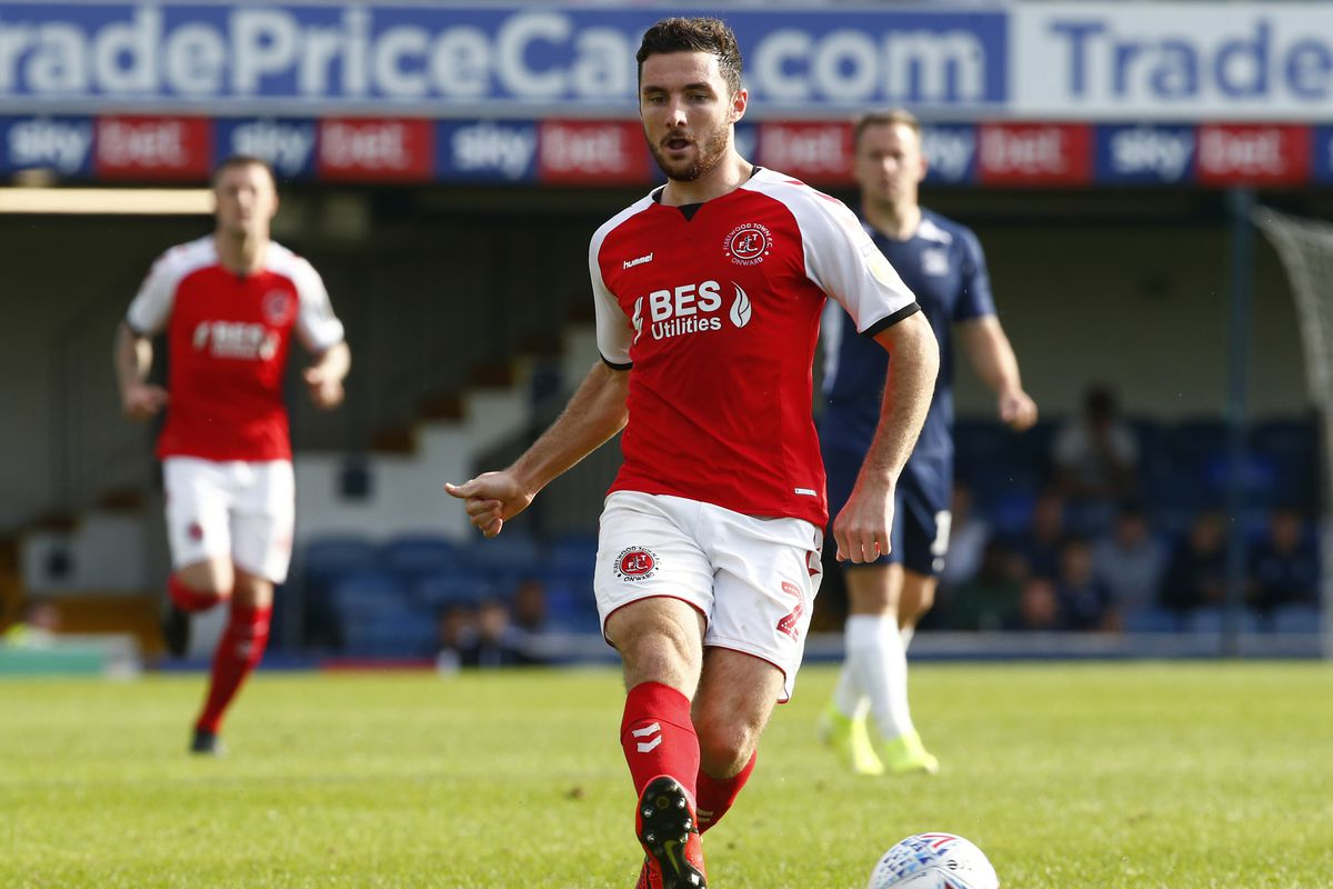 Southend United v Fleetwood Town - Sky Bet Leauge One