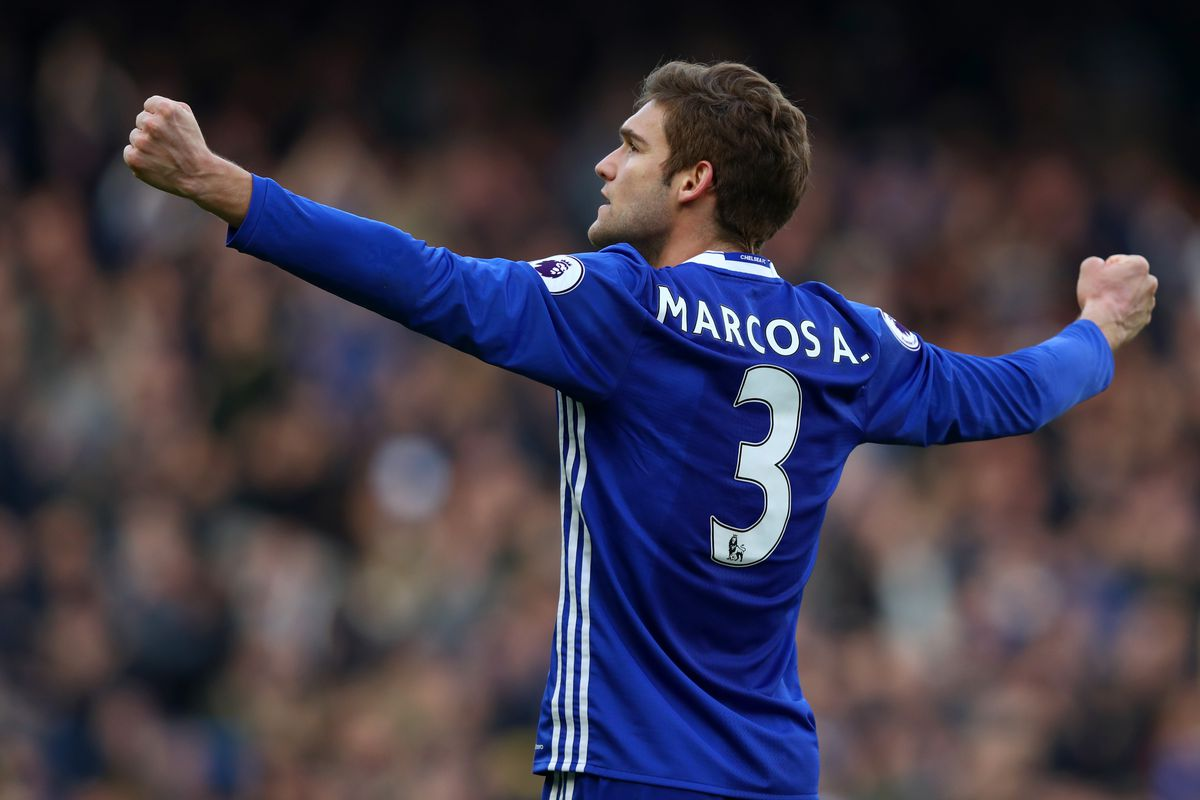 new style 5f623 5a5b9 Marcos Alonso does not want to sell Chelsea teammate to Real ...