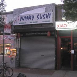 Yummy Sushi via Bowery Boogie