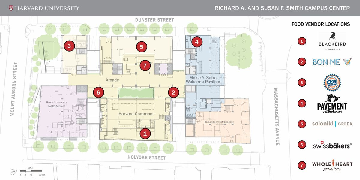 Harvard\'s Smith Campus Center set to reopen in September after ...
