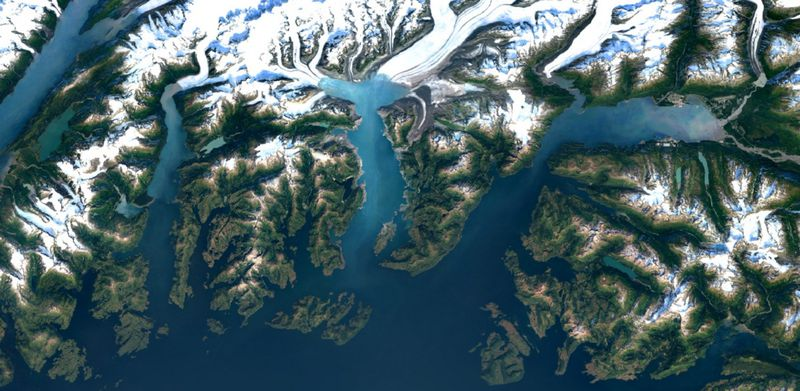 Google Updates Maps And Earth Apps With Super Sharp Satellite - Latest satellite view