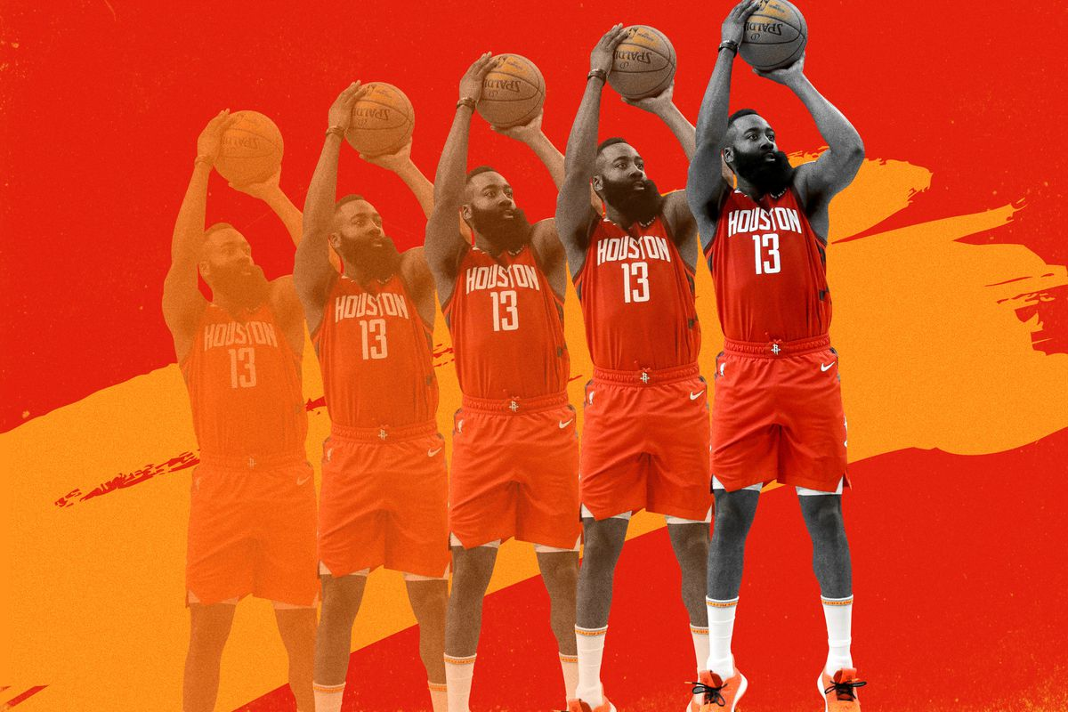 The Five Need-to-Know Facts About James Harden's Face-Melting Scoring
