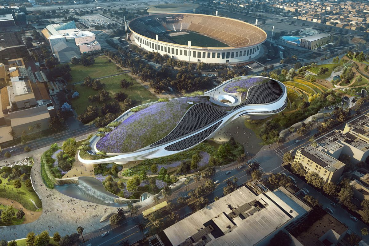 George Lucas Museum Plans Approved By LA City Council