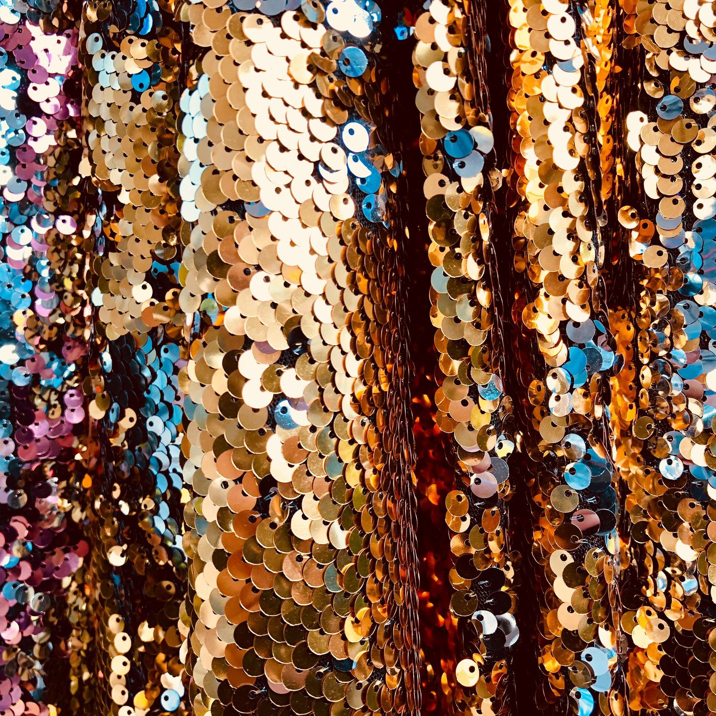 Flip sequins the weird, glitzy fabric that kids can't get enough ...