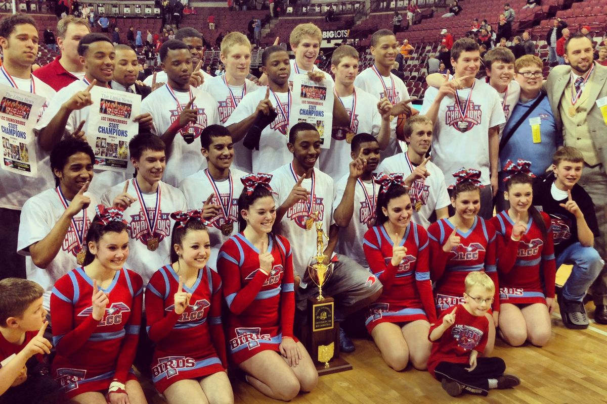 Defeating Cleveland VASJ 64-62, Lima Central Catholic won its first state championship since 2010 on Saturday