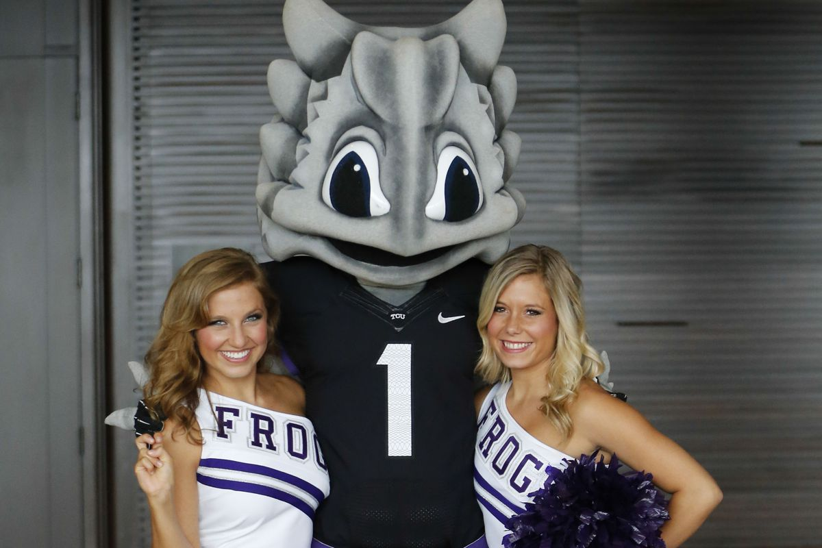 Will TCU make it to #1 in the Power Rankings this season?