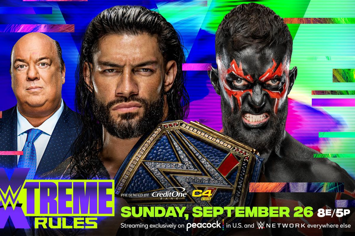 WWE Extreme Rules 2021: Stipulation Announced; Changes Made To Title Match 58