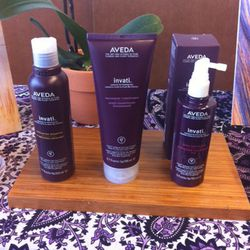 Aveda revealed that their complete Ivati line for hair thickening is flying off the shelves at salons across the nation.