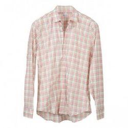 Sunrise Plaid Shirt, $84 (was $168), Steven Alan, Barney's Co-Op Chelsea<br />(image via singer22.com)