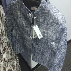 Kinsley jacket, $195 (was $395)
